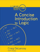 A Concise Introduction to Logic PDF