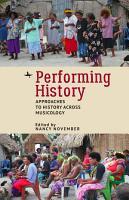 Performing History PDF
