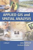 Applied GIS and Spatial Analysis PDF