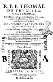 R.P.F. Thomae De Trvxillo