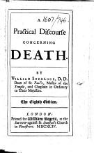 A Practical Discourse concerning Death     The eighth edition PDF