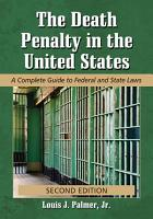 The Death Penalty in the United States PDF