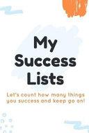 My Success Lists