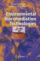 Environmental Bioremediation Technologies PDF