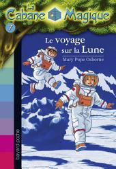 La Cabane Magique, Tome 7: Le voyage sur la lune