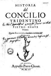 Historia del Concilio Tridentino di Pietro Soave Polano