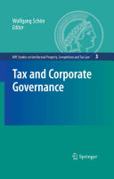 Tax and Corporate Governance