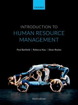 Introduction to Human Resource Management PDF