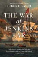 The War of Jenkins  Ear PDF