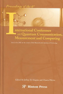 Download Proceedings of the Sixth International Conference on Quantum Communication  Measurement and Computing Book