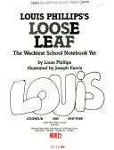 Louis Phillips s Loose Leaf PDF