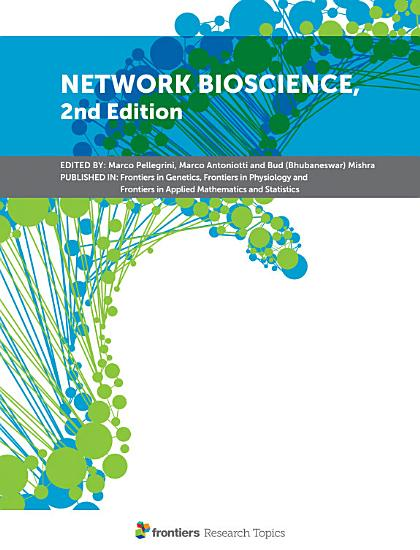 Network Bioscience  2nd Edition PDF