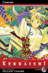 Kekkaishi: Volume 34