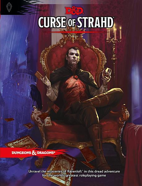 Download Curse of Strahd Book
