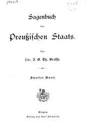 Sagenbuch des preussischen Staats: Band 2