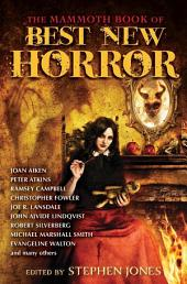 The Mammoth Book of Best New Horror 24: Volume 24