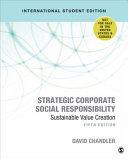 Strategic Corporate Social Responsibility   International Student Edition PDF