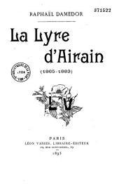 La lyre d'airain: 1865-1883