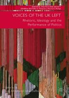 Voices of the UK Left PDF