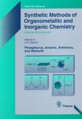Synthetic Methods of Organometallic and Inorganic Chemistry, Volume 3, 1996: Volume 3: Phosphorus, Arsenic, Antimony and Bismuth