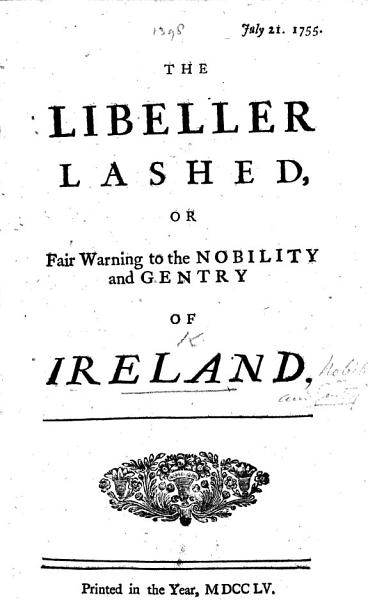 Download The Libeller Lashed Book
