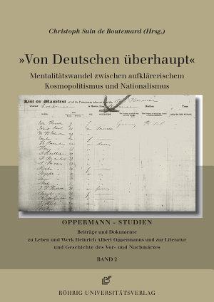 Von Deutschen   berhaupt  PDF
