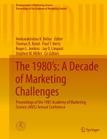The 1980   s  A Decade of Marketing Challenges PDF