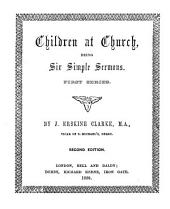 Children at church, 6 sermons