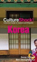 CultureShock! Korea
