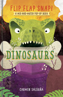 Flip Flap Snap  Dinosaurs PDF