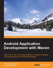 Android Application Development with Maven PDF
