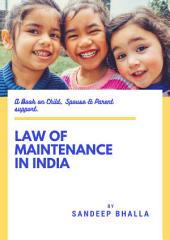 Law of Maintenance in India