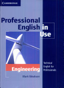 Professional English in Use Engineering with Answers PDF