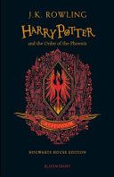Harry Potter and the Order of the Phoenix - Gryffindor Edition