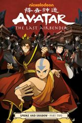 Avatar  The Last Airbender   Smoke and Shadow Part 2 PDF
