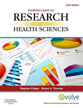 Introduction to Research in the Health Sciences PDF