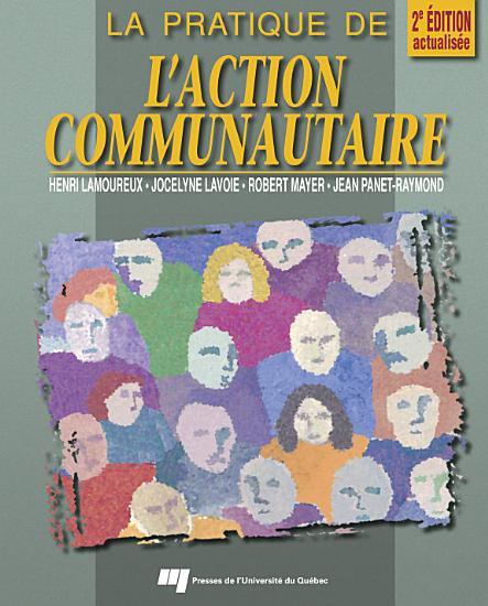 La pratique de l action communautaire PDF