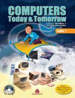 Computers Today   Tomorrow     7 PDF