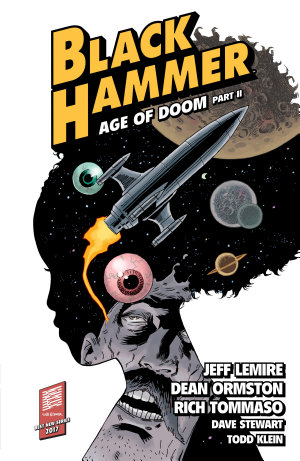 Black Hammer Volume 4  Age of Doom Part Two