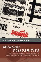 Musical Solidarities PDF