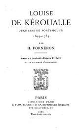 Louise de Keroualle