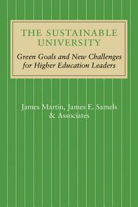 The Sustainable University PDF