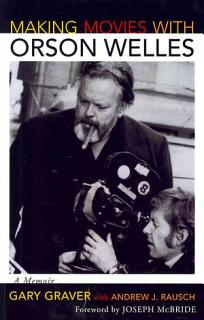 Making Movies with Orson Welles Book