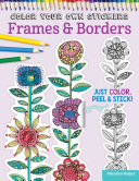 Color Your Own Stickers Frames   Borders