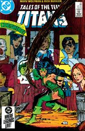 Tales of the Teen Titans (1984-) #52