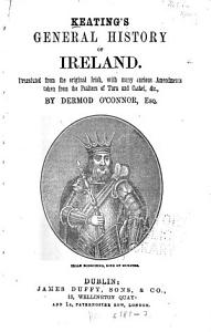 Keating s General History of Ireland PDF