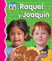 Raquel y JoaquÕn