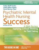 Psychiatric Mental Health Nursing Success Book PDF