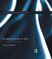 European Studies in Asia: Contours of a Discipline