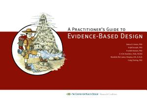 A Practitioner s Guide to Evidence based Design PDF
